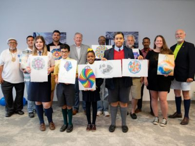 Airport Terminal Kite Competition Winners Announced