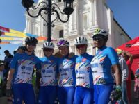 Team Caribe Heading Home Today From Vuelta Femenina a Guatemala Final