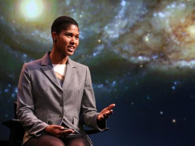 MIT Professor Dr Danielle Wood to Host Talk 'Technology From Space Helps Keep Us Safe on Earth'