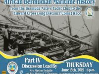 Celebrating 75th Long Distance Comet Race & Bermuda's Maritime Heroes