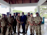 Minister Accompanies RBR on 2019 Trade Winds Training Exercise in Dominican Republic