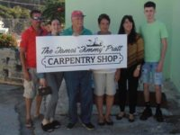 Department of Corrections Name Carpentry Shop in Honour of James 'Jimmy' Pratt