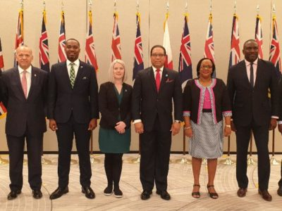 Premier Attends Annual Pre-Joint Ministerial Council Meeting in Cayman Islands