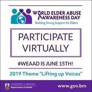Health Ministry: Join Worldwide Campaign to Prevent Elder Abuse