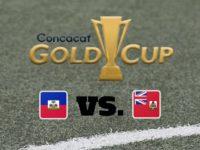 Concacaf Gold Cup in Cost Rica: Haiti 2 – Bermuda 1
