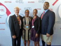 Minister Foggo Represents Bermuda at Labour Conference in Switzerland
