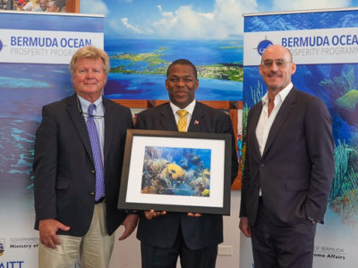 MOU Signed to Introduce Bermuda Ocean Prosperity Programme in Bermuda