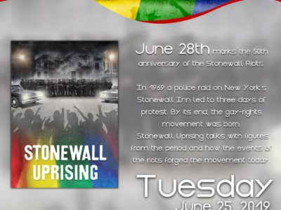 US Consulate & Bermuda Library to Host Screening of 'Stonewall Uprising' in Recognition of Pride Month