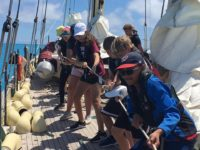 Bermuda Sloop Foundation to Host 'Spirit of the Ocean' Art to Raise Funds for Student Voyages