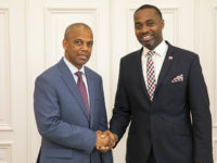 PLP Senator Richardson Sworn In as Junior Minister of Home Affairs & Cabinet Office