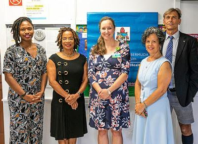 Health Minister Announces Bermuda's Strategy on Vaccination Hesitancy