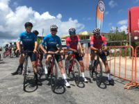 Bermuda's Cyclists 'Left Their Mark on Caribbean Cycling' in John T Memorial Race in Anguilla