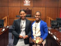 Bermudian Youth Parliamentarian Achieves Top Debater Award