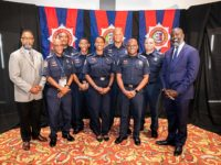 Eight Officers Promoted at BFRS Confirmation Ceremony