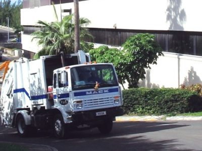 Public Works Advisory on Cup Match Holiday Garbage Collection