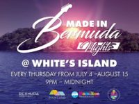 BTA: Rev Up For Cup Match at Tonight's Made in Bermuda Event at White's Island