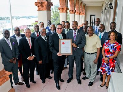 Writ of Pardon Presented to AME Leadership 116 Years Later