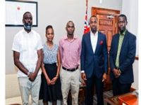 Paul Njoroge & Family Say Thank You to Bermuda