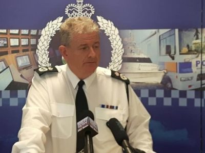 Sussex Police to Assist BPS Preparations for Bermuda's First Pride Parade
