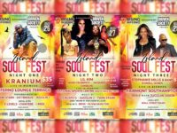 Rising Inferno Productions to Host R&B 'Soul Fest'
