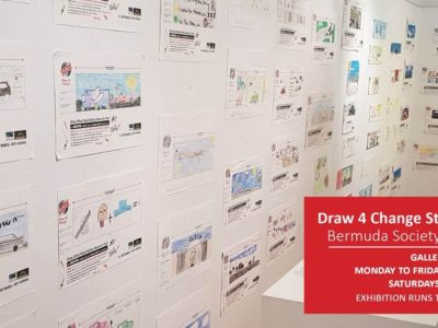 Bermuda Road Safety Council & Rubis Announce Draw 4 Change Student Art Exhibition