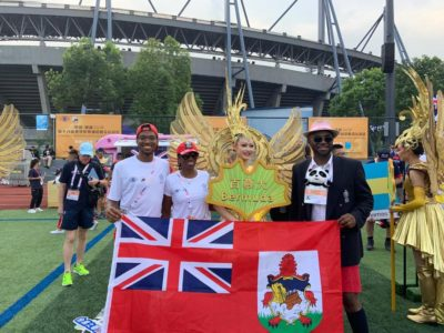 BPS Officer Wins Silver Medal at 2019 World Police & Fire Games