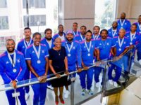 Warm Welcome for National Cricket Team After World Cup Qualifying Performance