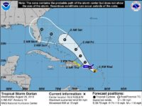 Dorian Forecast to Reach Puerto Rico Today & Hit Florida as a Category 2 Hurricane