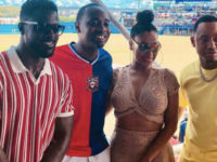 Cup Match in Bermuda With Celebrities Hits Big on Instagram