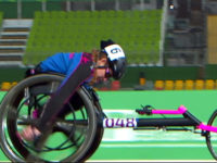 Jessica Lewis Secures Second Medal in 800 Metre Event in 2019 Parapan Games