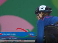 Sports Ministry Congratulates Bermuda Athlete Jessica Lewis
