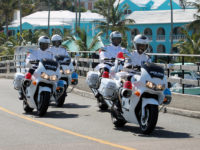 Police Motorcyclists' Training Course Underway