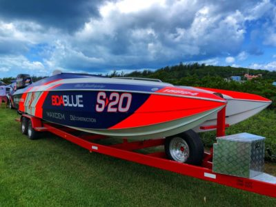 All Systems Are Go For 2019 Round The Island Powerboat Race on Sunday