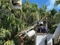 Belco Crews 'On Stand By To Respond' To Hurricane Teddy