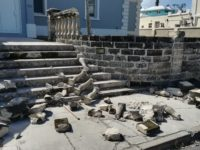 Colonial: Over 175 Claims From Humberto For Property Damage at West End of Bermuda