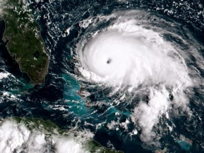 Hurricane Dorian: Claims Life of 7-Year-Old-Boy – Airport Said to be Underwater in The Bahamas