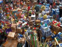 Outpouring of Relief Supplies For The Bahamas – ' Simply Amazing'