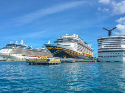 Cruise Lines Step Up to Donate Millions in Aid to The Bahamas