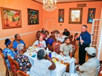 Tourism Minister Attends  Housekeeping Appreciation Breakfast
