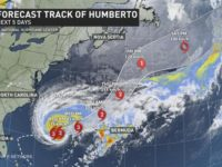 Humberto Upgraded to Category 3 Status as Forecasters Anticipate Hurricane Jerry