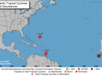 BWS: Tropical Storm Karen Not Considered a Threat to Bermuda at This Stage