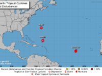 'Remnants of Jerry' Slips Quietly Away as TS Karen Poses a 'Potential Threat to Bermuda'
