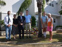 Saltus Pays Tribute to 9/11 Victims