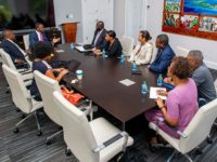 Premier Meets With Bahamian-Bermuda Association