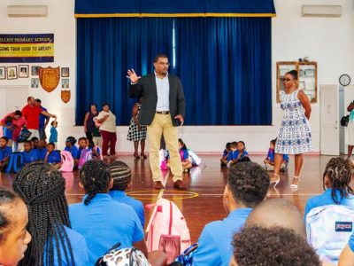 Ministry of Education Salutes All Bermuda Public School Teachers