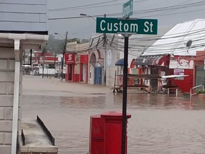 Tropical Storm Karen Causes Severe Flooding in Trinidad & Tobago