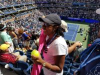 Federer Hits High Note for Bermudian at US Open Quarter-Finals