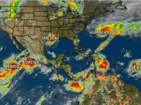 Six Tropical Storms Whirling at Once Have Tied a Record
