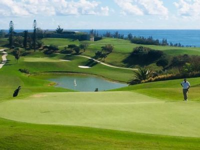 Kenny Leseur Jr, 15, Earns Spot to Play PGA Tour Bermuda Championship by Kim Swan