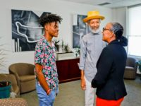 Minister Expresses Support For Cultural Exchange Music Programme